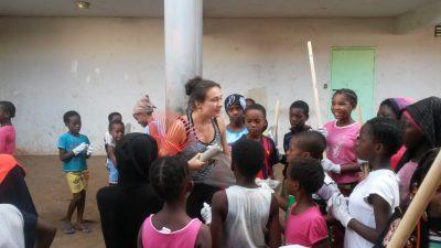 Camille, volontaire en service civique, Promo 2018-2019