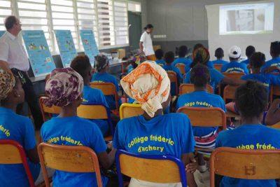 L'Eco-citoyenneté s'invite au collège de Koungou – Mayotte