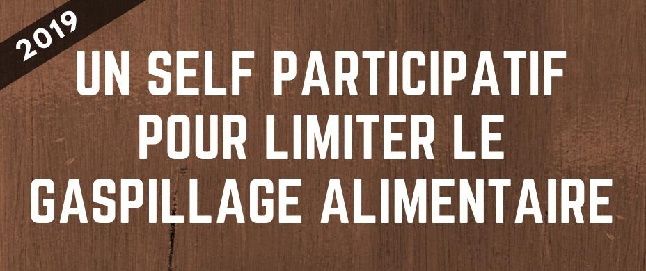 Un self participatif pour limiter le gaspillage alimentaire