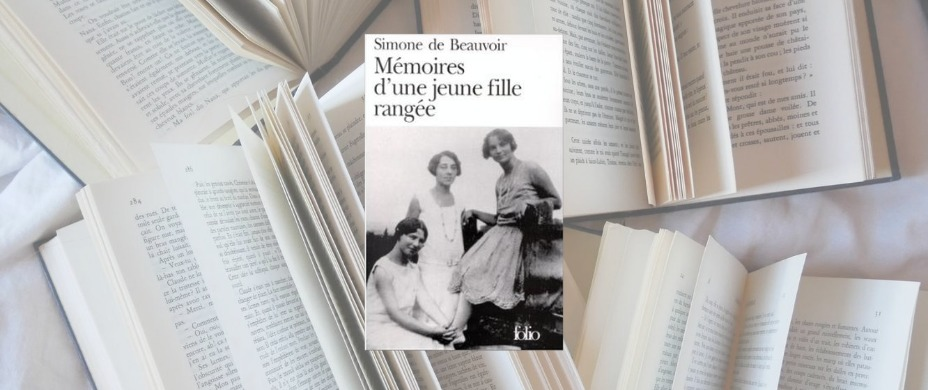 «Mémoires d'une jeune fille rangée»
