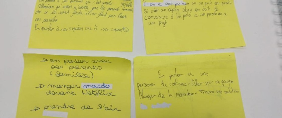 Intervention sur l'outil pédagogique #OùEstAlice – Rhône-Alpes