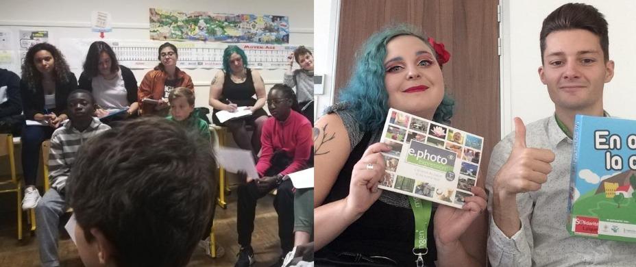 Anna, volontaire en service civique pour la région Bretagne – Promo 2019-2020