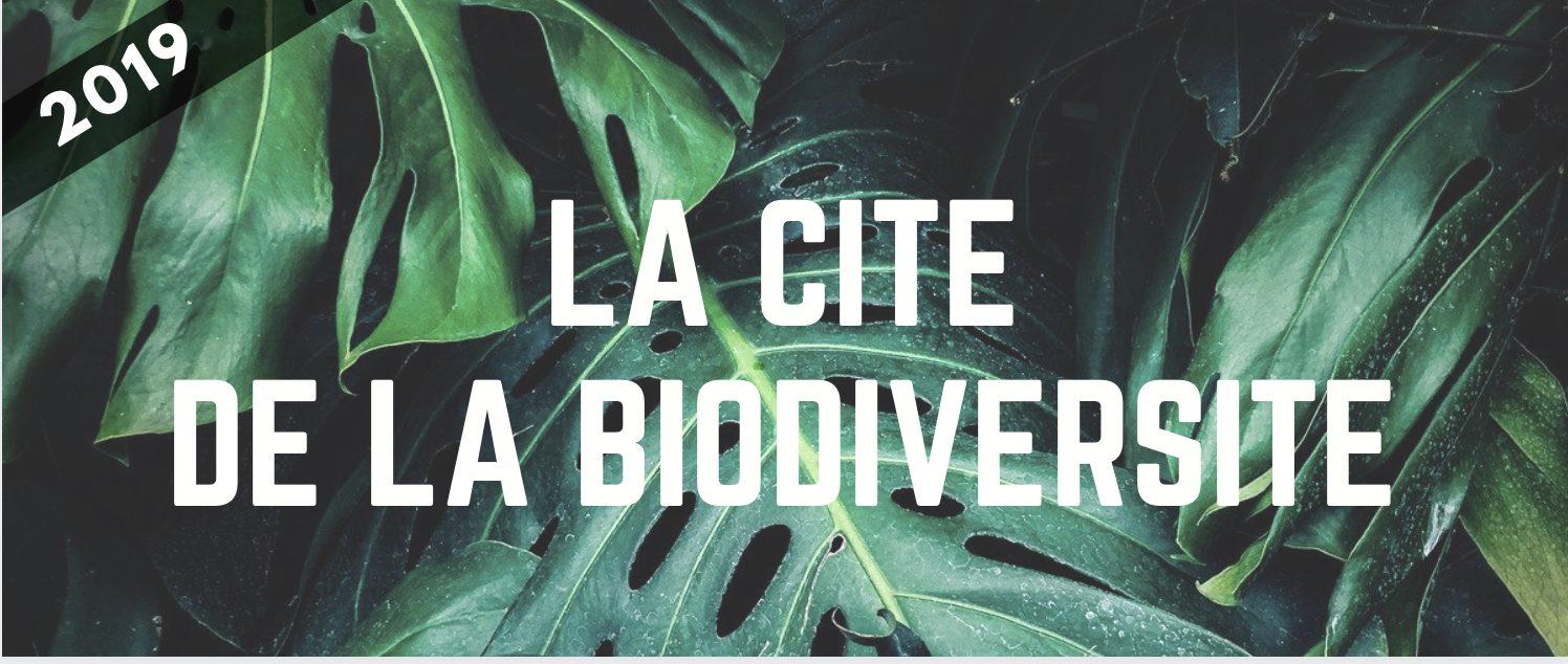 La cité de la biodiversité