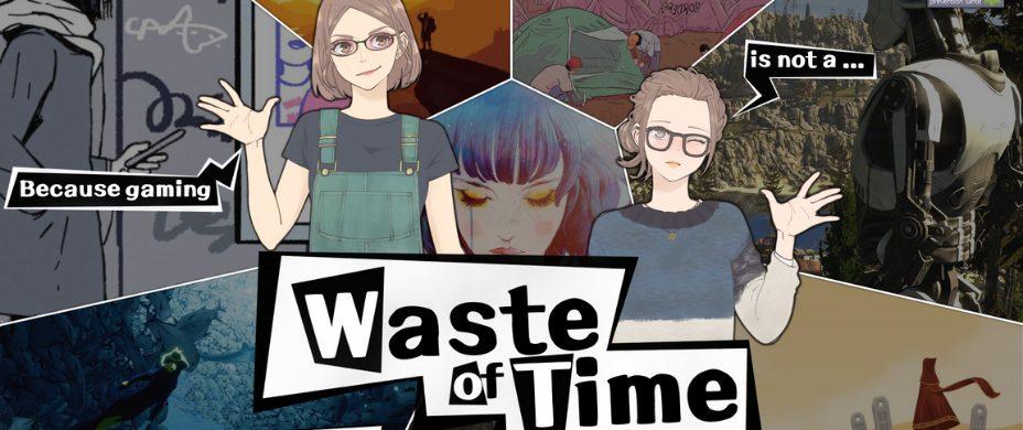 Waste of time : transformer les jeux vidéo en expérience de questionnements