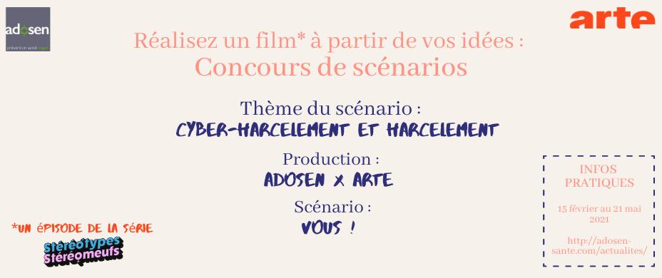 Lancement du concours de scénarios Stéréotypes Stéréomeufs – Saison 4