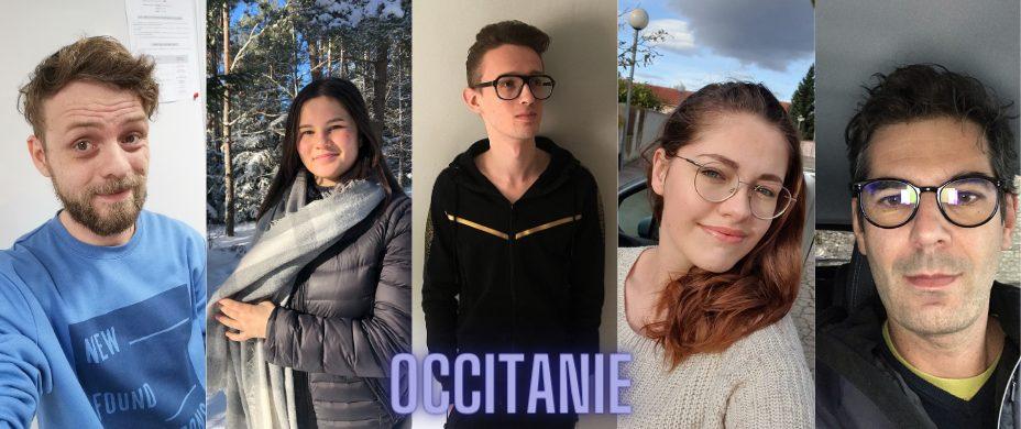 La région du mois de février : l'Occitanie !