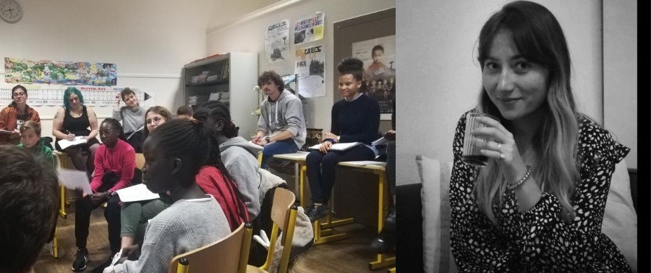 Charlotte, volontaire en service civique pour la région Languedoc-Roussillon – Promo 2019-2020