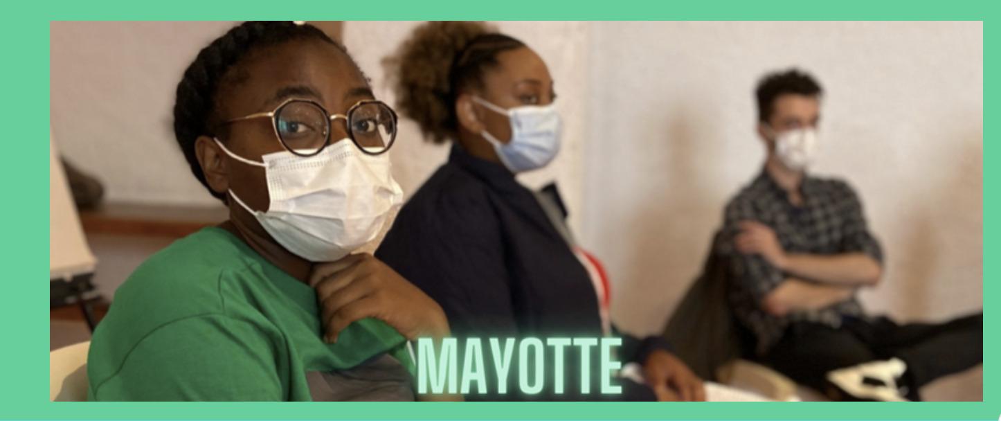 La région du mois : Mayotte !