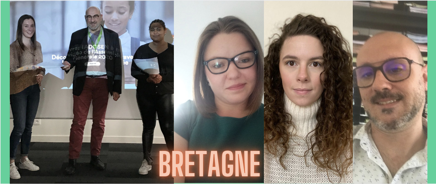 La région du mois : la Bretagne !